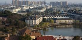 Paris …. China