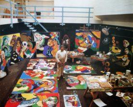 Tentoonstelling Karel Appel: L'art est une fête