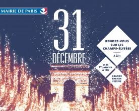 Oudjaar in Parijs