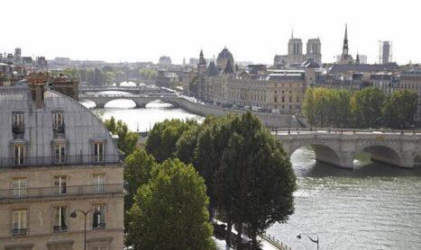 Het hipste dakterras van Parijs