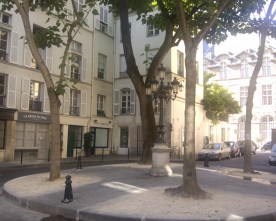 Waar in Parijs 100