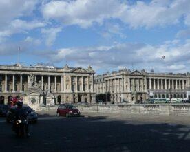 Hôtel de Crillon (8e arr)