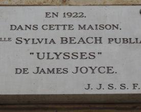 Bijzondere plaquettes in het 6e arrondissement