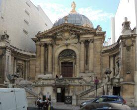 Chapelle Notre Dame de la Consolation (8e arr)