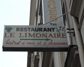 Bistro à vins et à chansons Au Limonaire (9e arr)