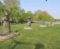 Les enfants du Monde in het Parc de Bercy (12e arr)