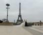 Fotoshoot bij de Eiffeltoren
