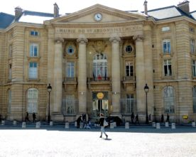 Mairie du 5e arrondissement