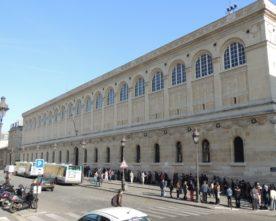 Bibliothèque Sainte Geneviève (5e arr)
