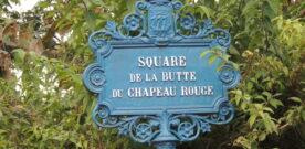 Butte du Chapeau Rouge (19e arr)