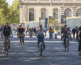 Centrum Parijs eens per maand autovrij