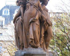 Fontaine Louvois (2e arr)