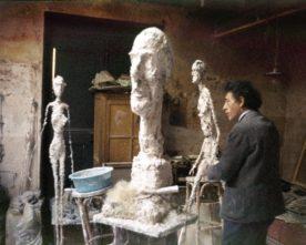 Giacometti in Parijs
