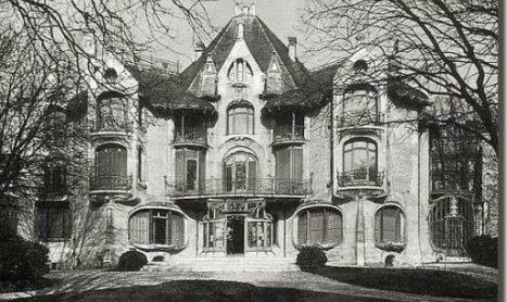 Guimard : détruit et disparu