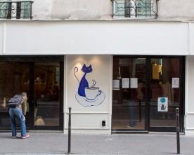 Le café des Chats Paris