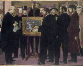 Expositie: Maurice Denis et Eugène Delacroix