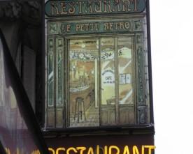 Restaurant Le Petit Rétro (16e arr)