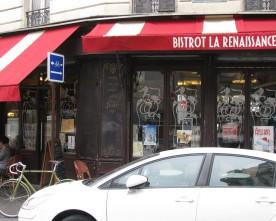 Bistrot La Renaissance (18e arr)