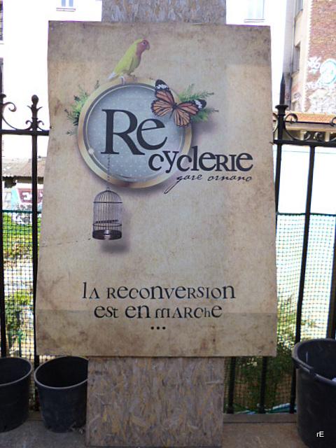 La REcyclerie1