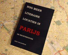 Nieuwe Literaire wandelingen in Parijs