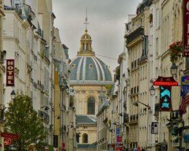 Literaire stadswandelingen door Parijs, 5