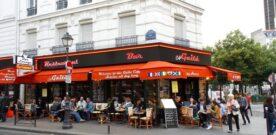 Literaire wandelingen in Parijs: Rondom de Rue de la Gaîté