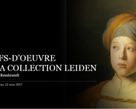 Chefs-d'oeuvre de la Collection Leiden