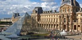 Louvre Pyramide 25 jaar