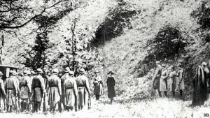 Mata Hari executie