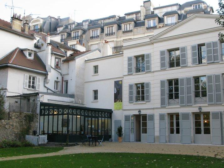 MuseedeMontmartre-tuin