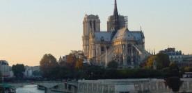 Nieuwe klokken luiden in de Notre Dame