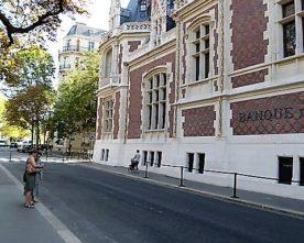 Van Hôtel Gaillard tot Citéco