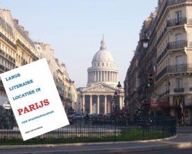 Literaire stadswandelingen door Parijs,  1