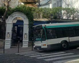 Montmartrobus, RATP bus 40