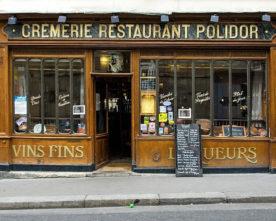 Restaurants van weleer: Perraudin / Polidor