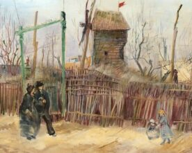 Van Gogh Le Moulin