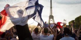 Parijs 14 en 15 juli 2018