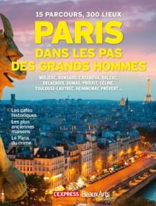 Paris dans les pas des grands hommes