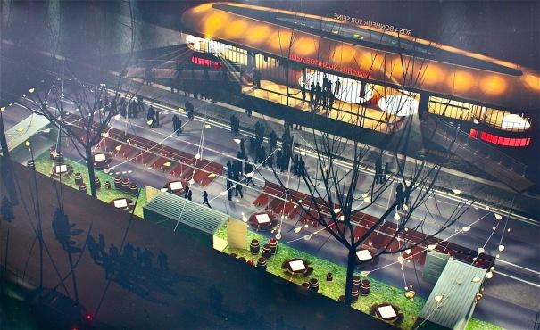 Drie nieuwe hotspots aan de Seine
