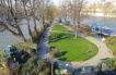 De miniparken van Parijs