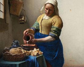 Expositie: Vermeer et les maîtres de la peinture de genre