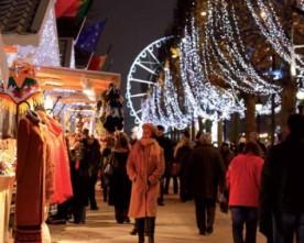 De Kerstmarkten in Parijs