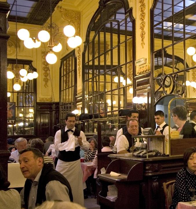 Restaurant Petit Flo  Ef Bf Bd Haussman Paris