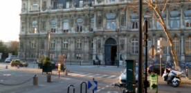Privétuin van Hôtel de Ville