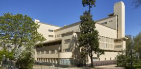 Collège Néerlandais van Dudok hersteld