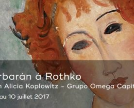 Expositie De Zurbarán à Rothko