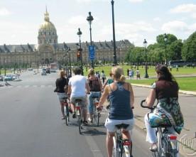 Fietsen in Parijs met Nederlandse Gids