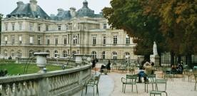 Jardin du Luxembourg in beeld