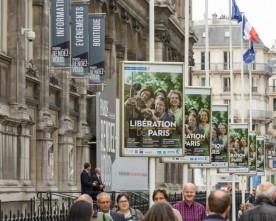 Parijs herdenkt WOI en WOII