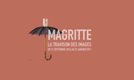 Expositie Magritte: La trahison des images